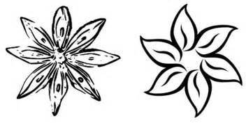 Dessin Facile A Dessiner Fleur Jolie Sketch Coloring Page sketch template