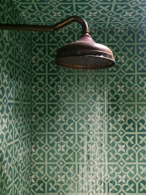 green patterned tiles 41 cool and eye catchy bathroom shower tile ideas digsdigs