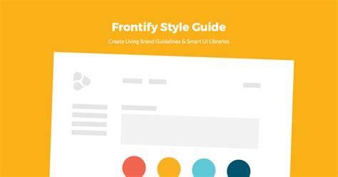 free style guide template style guide template cyberuse