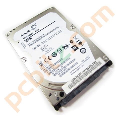 Hardisk Seagate Momentus Thin 320gb Seagate Momentus Thin St320lt012 320gb Sata 2 5 Quot Laptop Drive 763649042823 Ebay