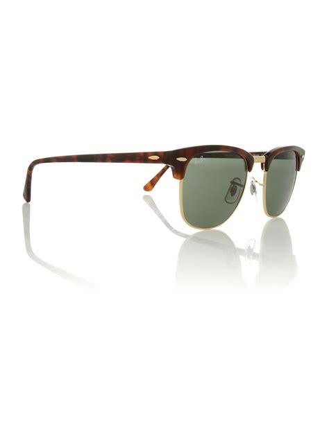 Ban Wayfarer ban unisex rb3016 wayfarer sunglasses in brown for lyst