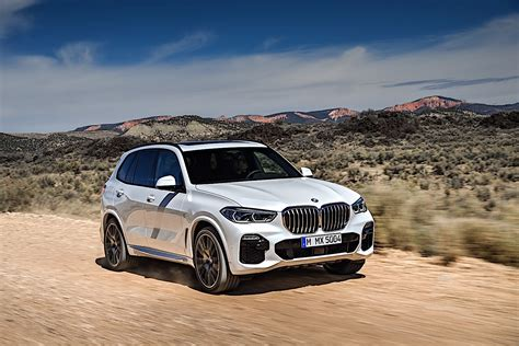 bmw x5 2019 bmw x5 breaks cover as bigger meaner suv autoevolution