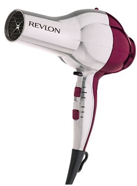 Hair Dryer Watt Rendah revlon rv484 ion 1875 watt hair dryer