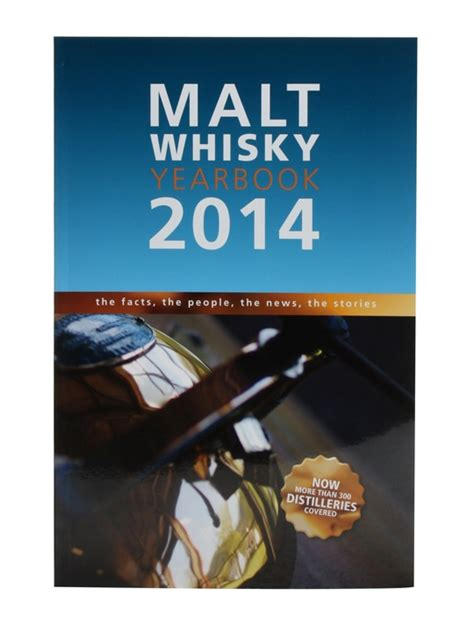 malt whiskey yearbook 2018 the facts the the news the stories books malt whisky yearbook 2014 the whisky exchange