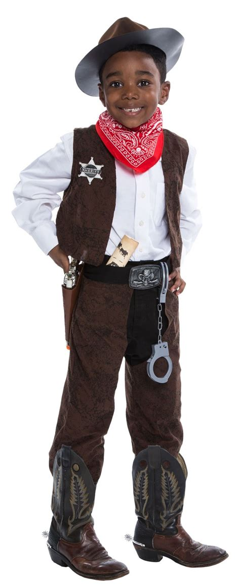 cowboy costume deluxe cowboy costume kit buycostumes