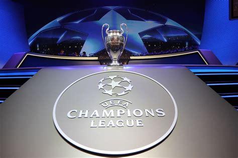 sorteggi champions league   gironi fasce orario