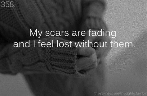 I love my self harm scars and dating