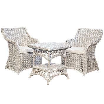 cast iron outdoor  piece roma wicker coffee table chair