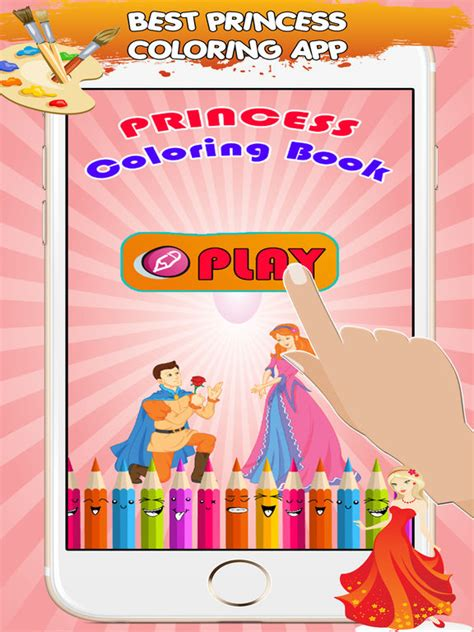 unicorn princesses 4 prism s paint books a coloring book of princess for children and preschool