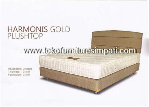 Kasur Central Gold Plush Top gold plush top bed murah disc s d 50
