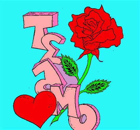 imagenes que digan te amo itzel graffitis de nombre itzel imagui