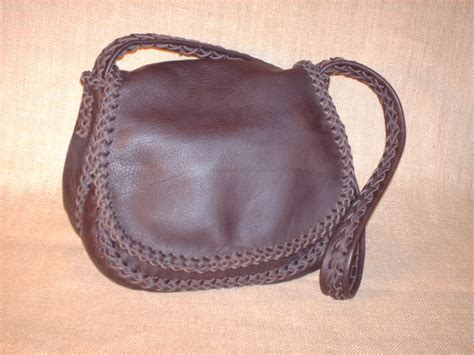 Handmade Leather Purses - leather purses handmade with soft high quality