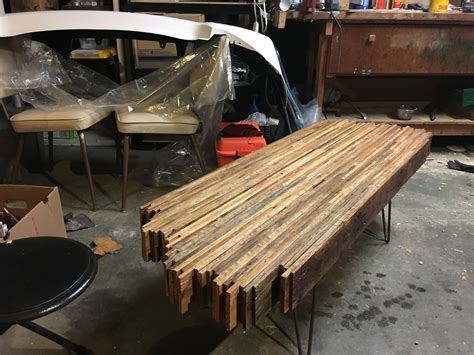 bar top sealer diy coffee table made out of pallet wood dan 183 nix