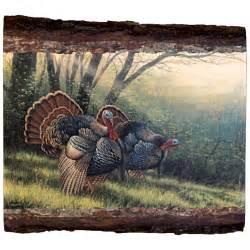 Home Decor Online Canada walnut hollow 174 quot spring strut wild turkey quot wall art by