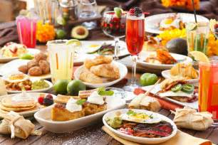 Brunch In Border Grill S All You Can Eat Brunch Menu Brings Spice To