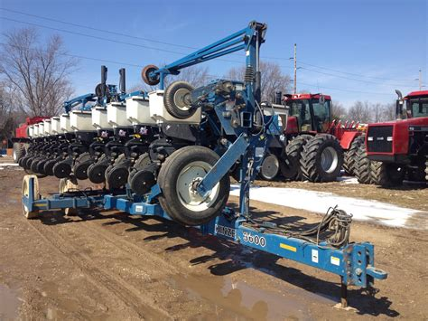 wisconsin ag connection kinze 3600 row crop planters for