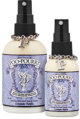 poo pourri preventive bathroom odor spray 2 set
