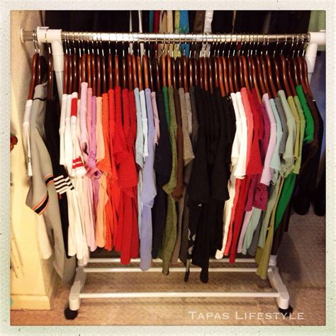 How To Store Shirts In Closet by Organized Shirts 2 Ford Berry Organize Now