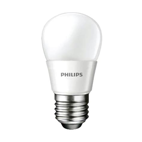 Philips Led 3 Watt Putih jual philips lu led putih 3 watt harga
