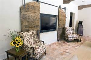 hide your tv diy projects decorating your small space
