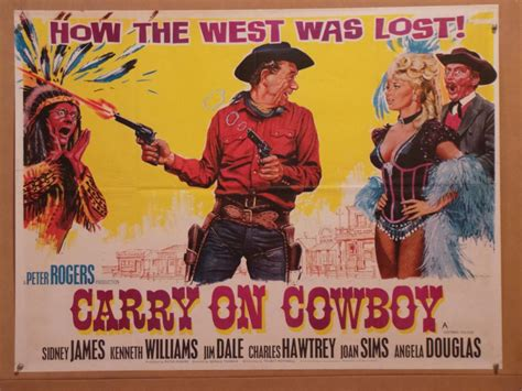 cowboy film posters carry on cowboy vintage movie poster at simondwyer com