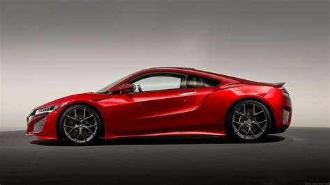 Honda NSX 2016 Model Details & Pictures ? Drive Safe and Fast