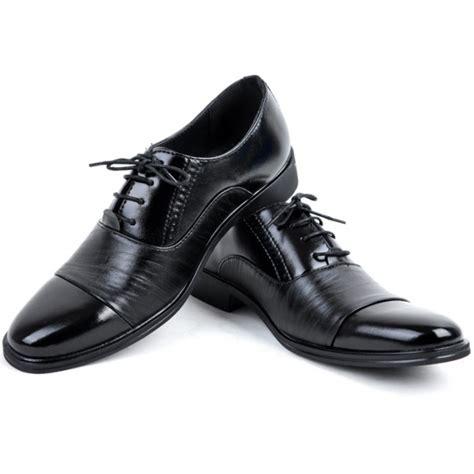 Sepatu Kulit Boots Eksklusif Bl 17 sepatu kantor holidays oo