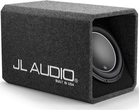 jl audio ho single  ohm ported subwoofer