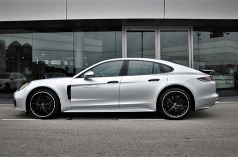 porsche side view test drive review porsche panamera autoworld com my