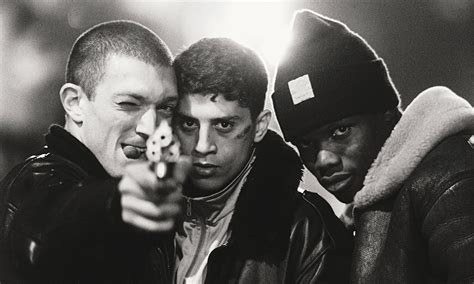 film gangster vincent cassel twenty years of hate why la haine is more timely than
