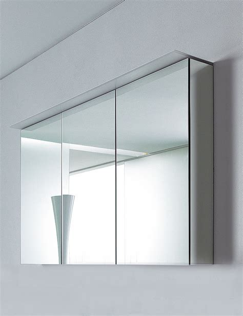 3 mirror bathroom cabinet duravit delos 3 doors mirror cabinet dl754300000