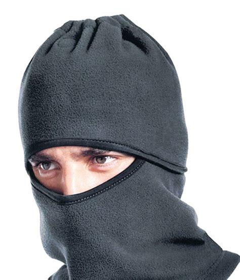 Fleece Dust Mask fdp mask fleece cover bike dust wind sun