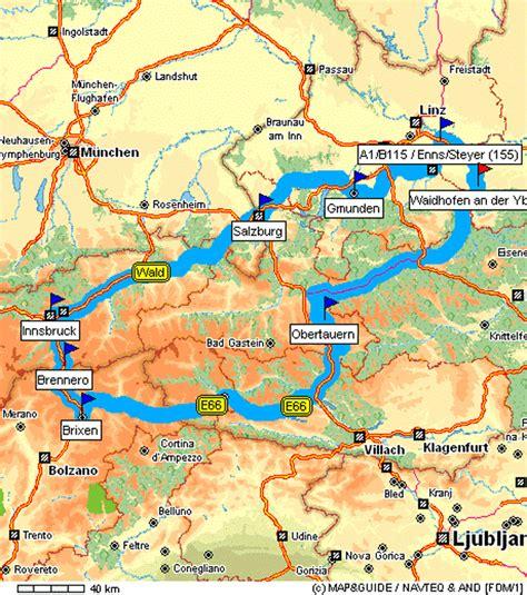 Motorrad Tour Zum Wolfgangsee by Motorradtour S 252 Dtirol