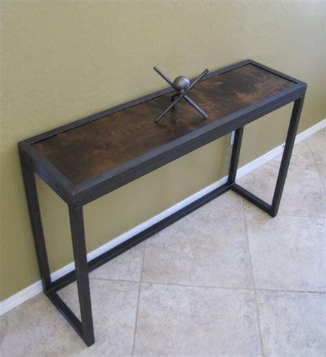 sofa table metal metal sofa table ohiowoodlands sofa table base solid steel