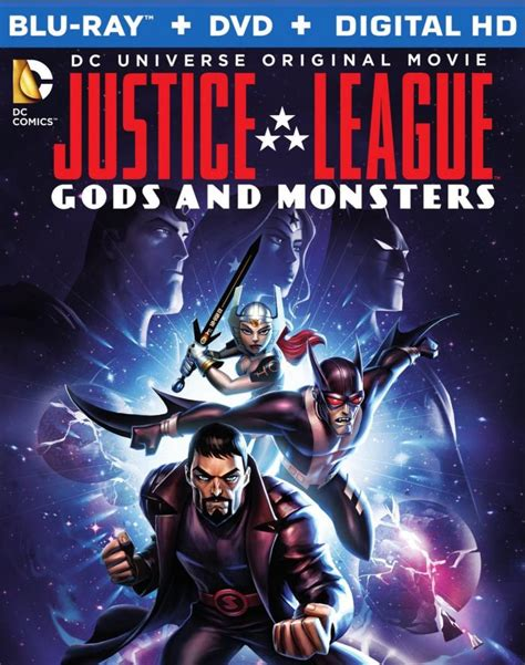 fat movie guy justice league gods and monsters sneak peek gods and monsters not your usual justice league critical