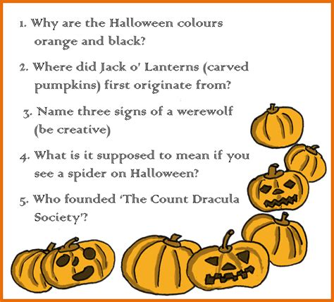 printable free halloween trivia questions and answers animal tails halloween and a chance to win a cool