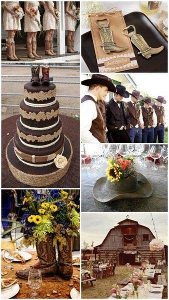 western cowboy country theme wedding ideas from hotref countrywedding western wedding