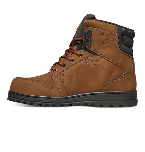 Boot Safety Dc s spt mountain work boots admb700011 dc shoes