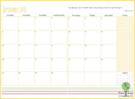 printable daily planner september 2015 september 2015 personal planning pages printable for mom