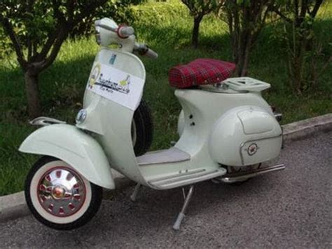 Vespa Italia Modifikasi by Modifikasi Skuter Vespa Modifikasi Motor