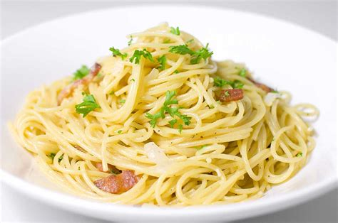 pastor ryan s pasta carbonara recipe dishmaps
