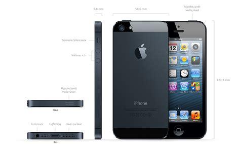 layout for iphone 5 iphone 5 prix date de sortie vid 201 o et photos officiels