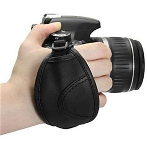 gadget hero's camera hand grip strap for all canon, nikon