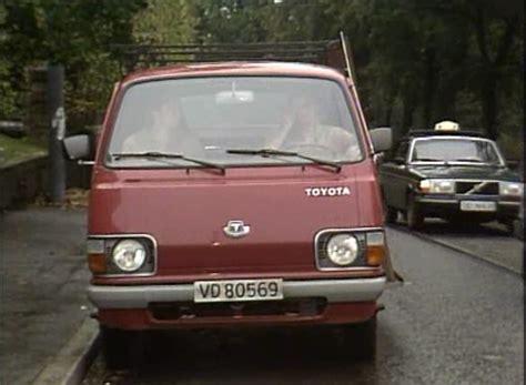 1977 Toyota Hiace Imcdb Org 1977 Toyota Hiace H20 In Quot Ta Den Ring 1982 Quot