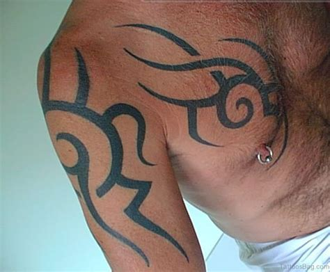 tribal add on tattoos 59 great tribal tattoos on chest