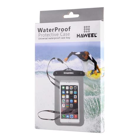 Zoe Lg Kf600 Waterproof Bag sunsky haweel transparent universal waterproof bag with