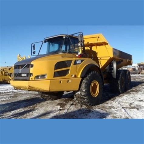 volvo rock trucks volvo rock truck supplier worldwide used a40f
