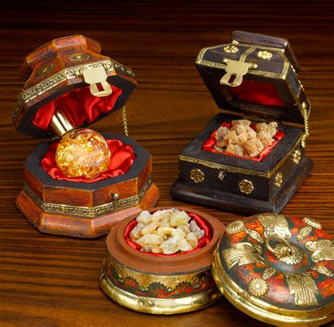 gold frankincense myrrh 3 box set small