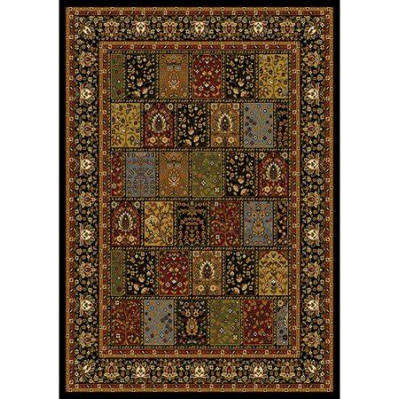 Home Dynamix Royalty Rug by Home Dynamix Royalty Collection 41200b 450 Black Area Rug