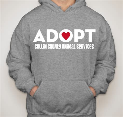 hoodie design service collin county animal services hoodie custom ink fundraising